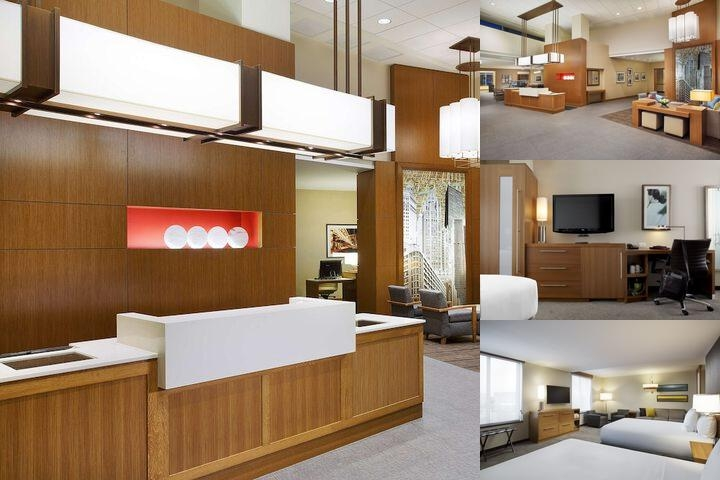 Hyatt Place Chicago Midway Airport photo collage