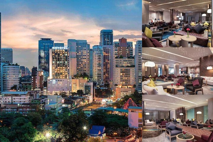 Novotel Bangkok Sukhumvit 20 photo collage