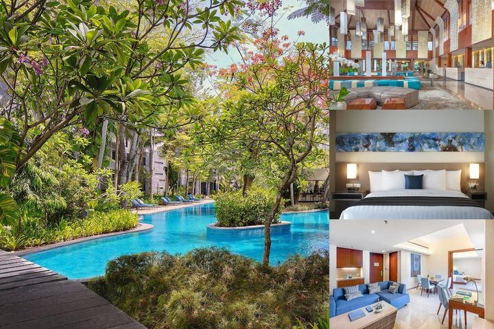 Courtyard by Marriott Bali Nusa Dua Resort photo collage