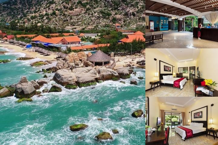 Hon Co Ca Na Resort photo collage