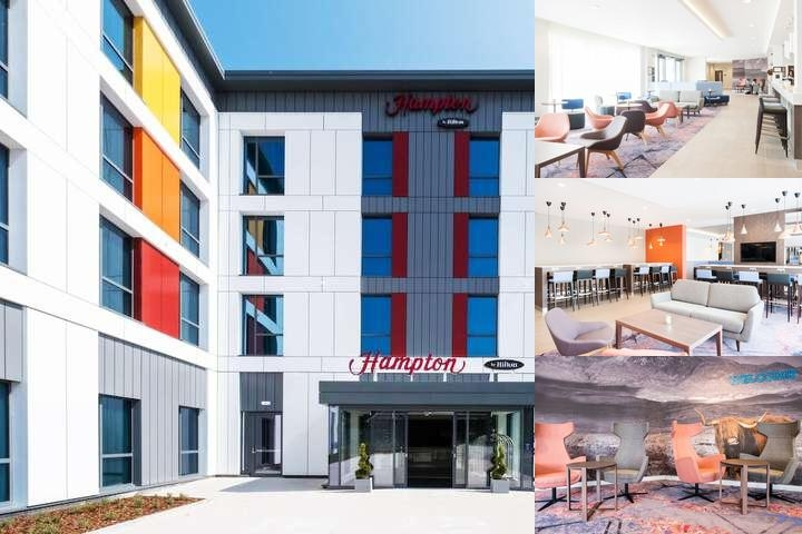 Hampton by Hilton Westhill photo collage
