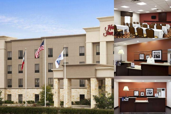 Hampton Inn Conroe photo collage