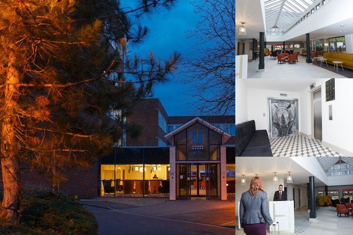 Harben House Hotel photo collage