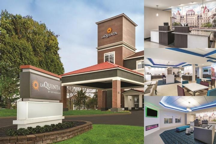 La Quinta Inn & Suites Latham by Wyndham photo collage