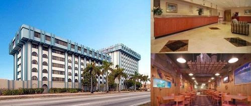 Clarion Inn & Suites Miami Airport photo collage