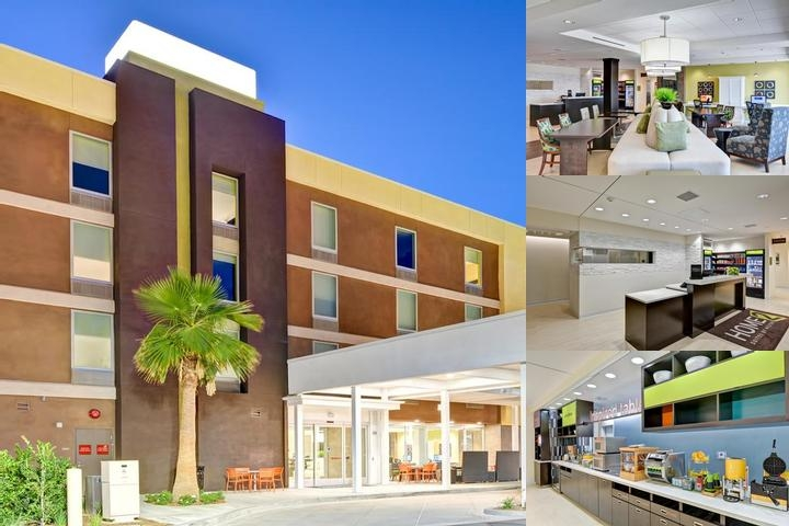 Home2 Suites by Hilton Azusa photo collage