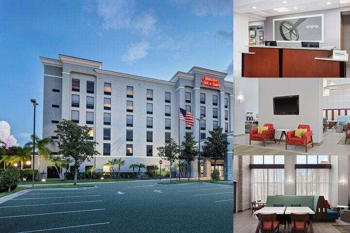 Hampton Inn & Suites Orlando International Dr. Nor King Suite With Sofa Sleeper