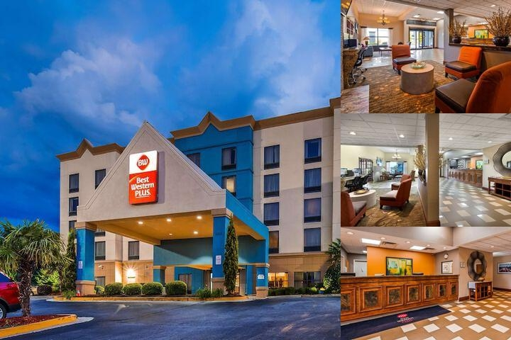 Best Western Plus Hotel & Suites Airport South photo collage