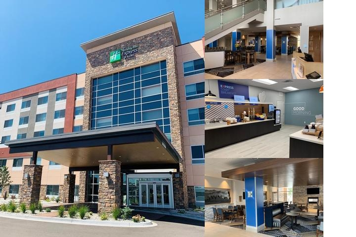 Holiday Inn Express & Suites Denver Aurora Medical Campus photo collage