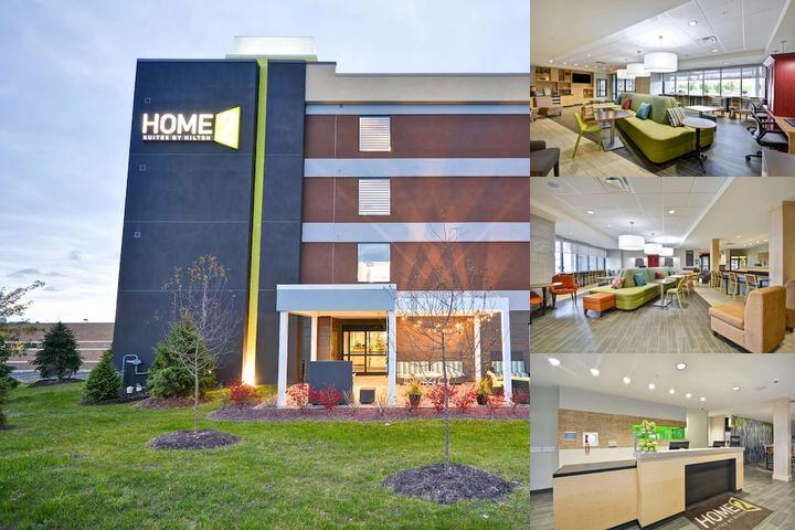 Home2 Suites by Hilton Oswego photo collage