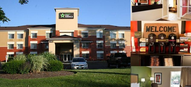 Extended Stay America Cleveland Airport photo collage
