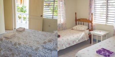 Golden Sands Guest House photo collage