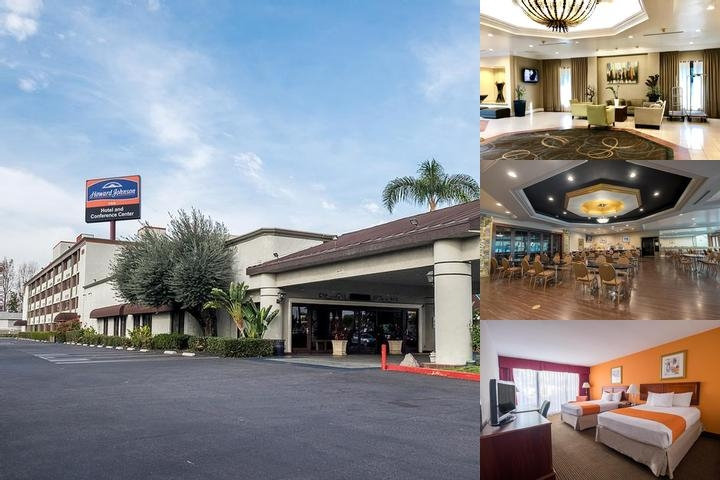 Howard Johnson Fullerton & Conference Center photo collage