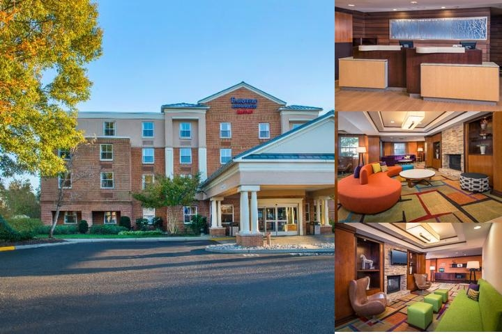 Fairfield Inn & Suites Williamsburg photo collage