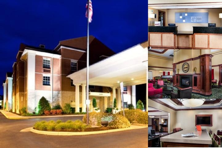 Holiday Inn Express & Suites Williamsburg photo collage