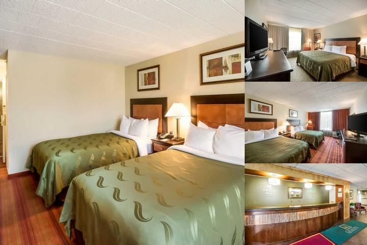 Quality Hotel at Exton photo collage