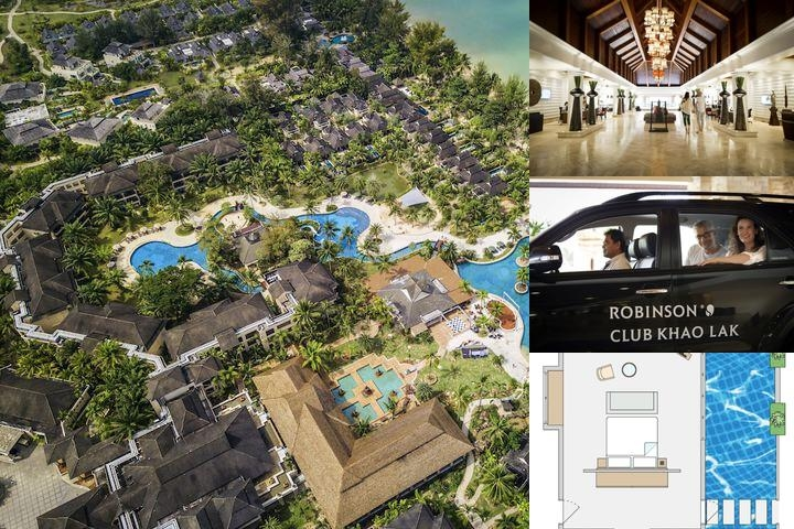 Robinson Club Khao Lak photo collage
