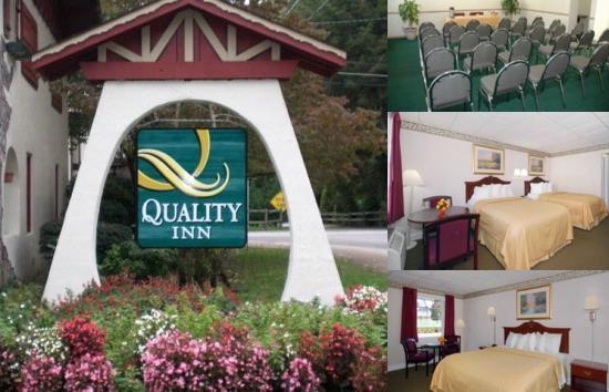 Quality Inn Alpine Helen photo collage