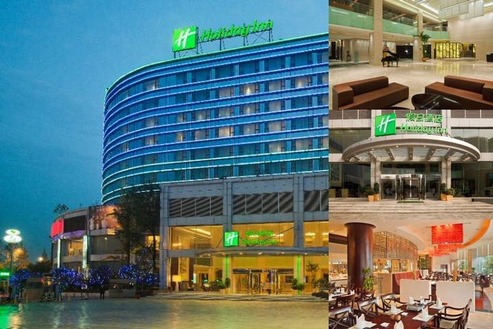 Holiday Inn Chengdu Century City East Tower photo collage