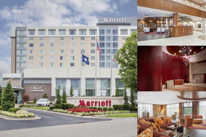 Marriott Louisville East photo collage