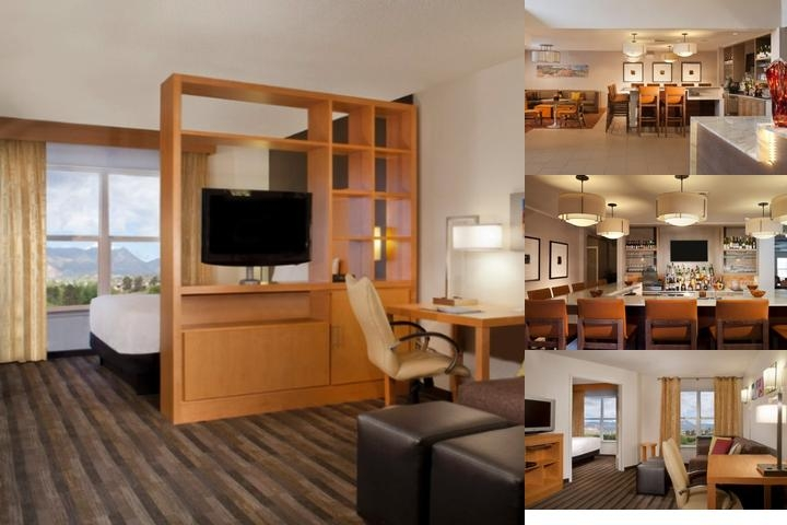 Hyatt House Colorado Springs photo collage