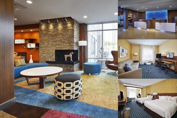 Fairfield Inn Suites Alexandria Photo Collage