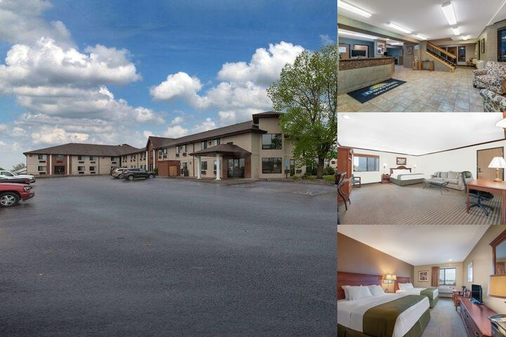 Days Inn of Mitchell photo collage