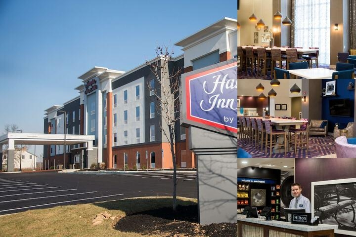Hampton Inn & Suites Warrington Warminster Horsham photo collage