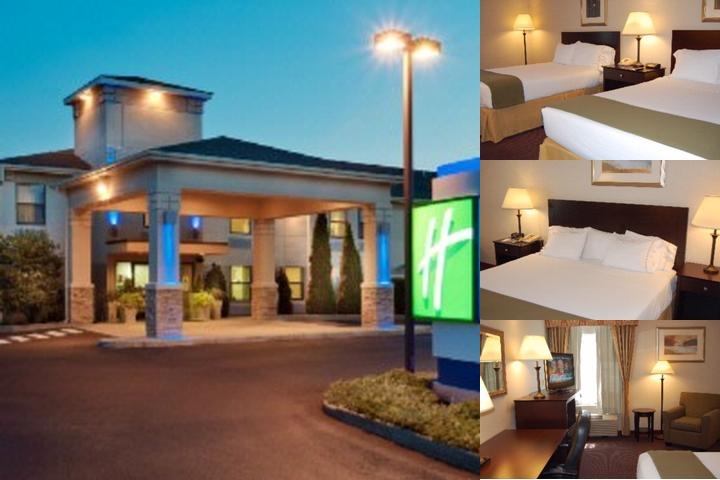 Holiday Inn Express Vernon Manchester photo collage
