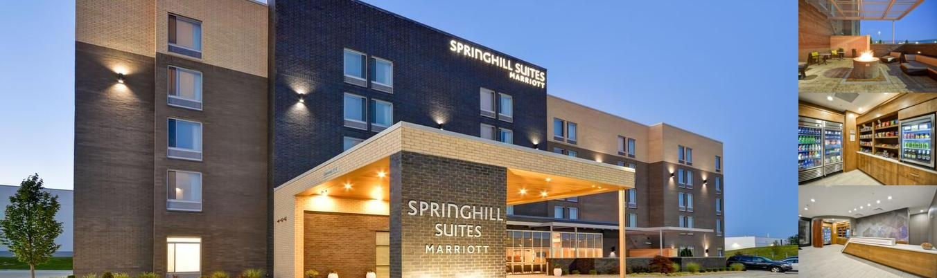 Springhill Suites Cincinnati Blue Ash photo collage