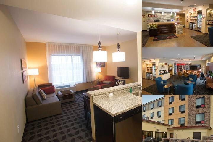Towneplace Suites by Marriott Lincoln North photo collage