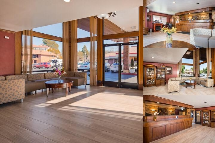 Best Western Amador Inn photo collage