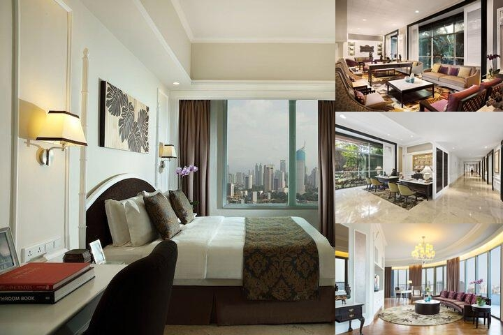 Ascott Jakarta photo collage