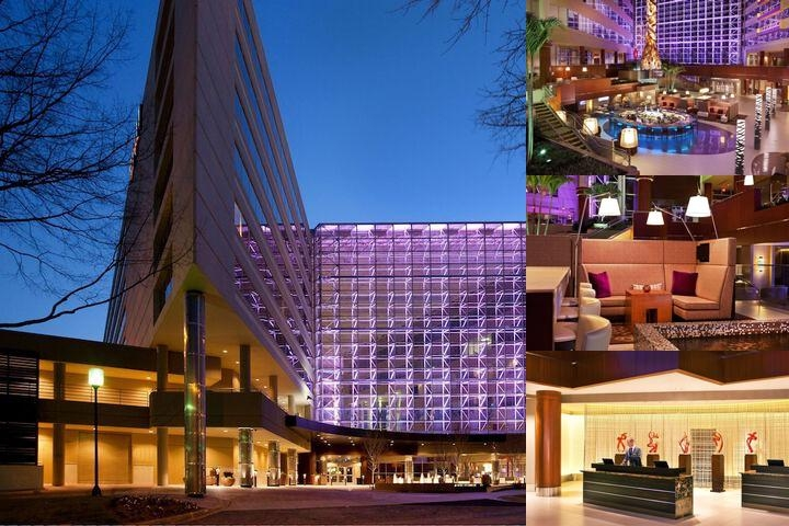 Hyatt Regency Greenville photo collage