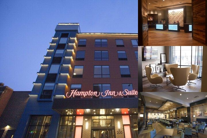 Hampton Inn & Suites Downtown St. Paul photo collage