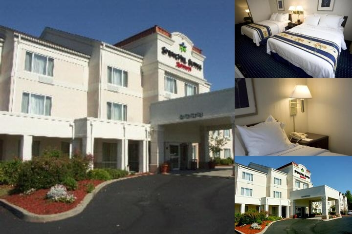Springhill Suites by Marriott Mystic Waterford photo collage
