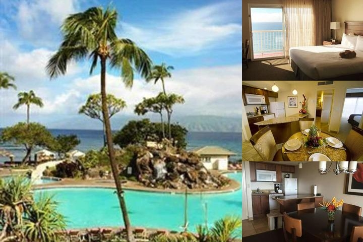 Kaanapali Beach Club Resort By Diamond Resorts Photo Collage