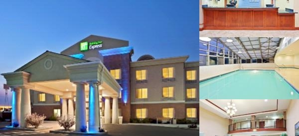 Holiday Inn Express Ellensburg photo collage