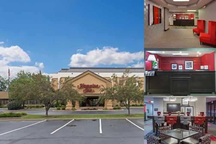 Hampton Inn Columbus / Delaware I 71 North photo collage