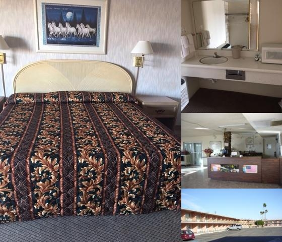 Royal Motor Inn photo collage