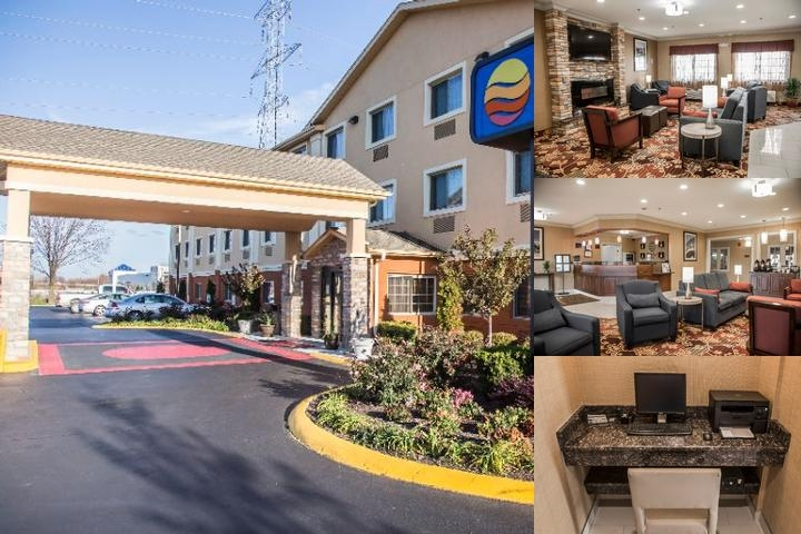 Comfort Inn North photo collage