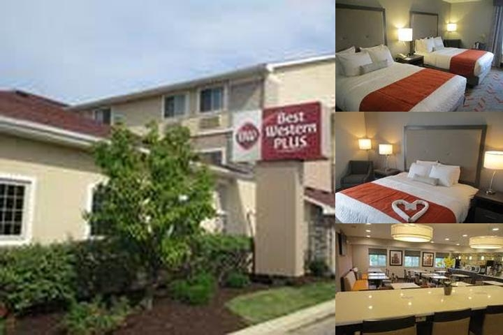 Best Western Plus North Joliet photo collage