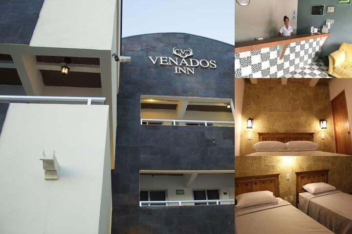 Venados Inn photo collage