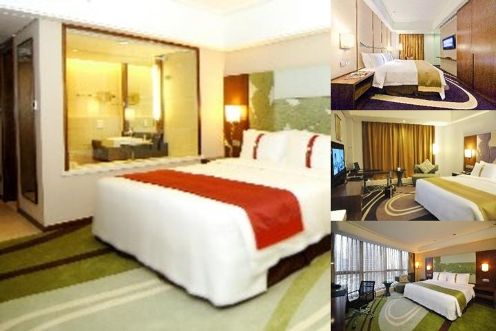Holiday Inn Qingdao City Centre photo collage