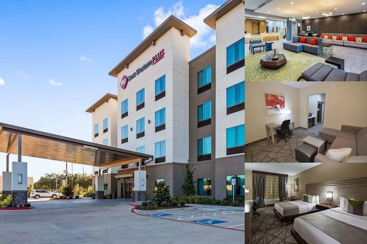 Best Western Plus Houston I 45 North Inn & Suites photo collage