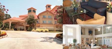 La Quinta Inn Houston Bush Iah South by Wyndham photo collage
