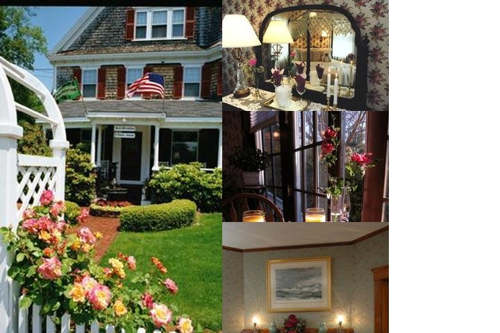 Palmer House Inn photo collage