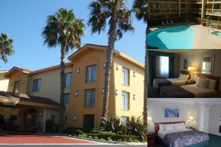 La Quinta Inn Ventura photo collage