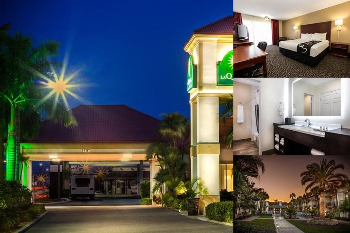 La Quinta Inn Clearwater Central photo collage