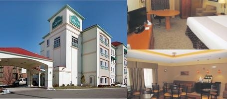La Quinta Inn Cincinnati Airport Florence photo collage